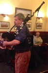 Colin plays The Earl of Seaforth's Salute