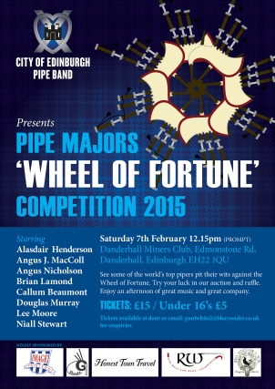 2015 A5 WHEEL POSTER