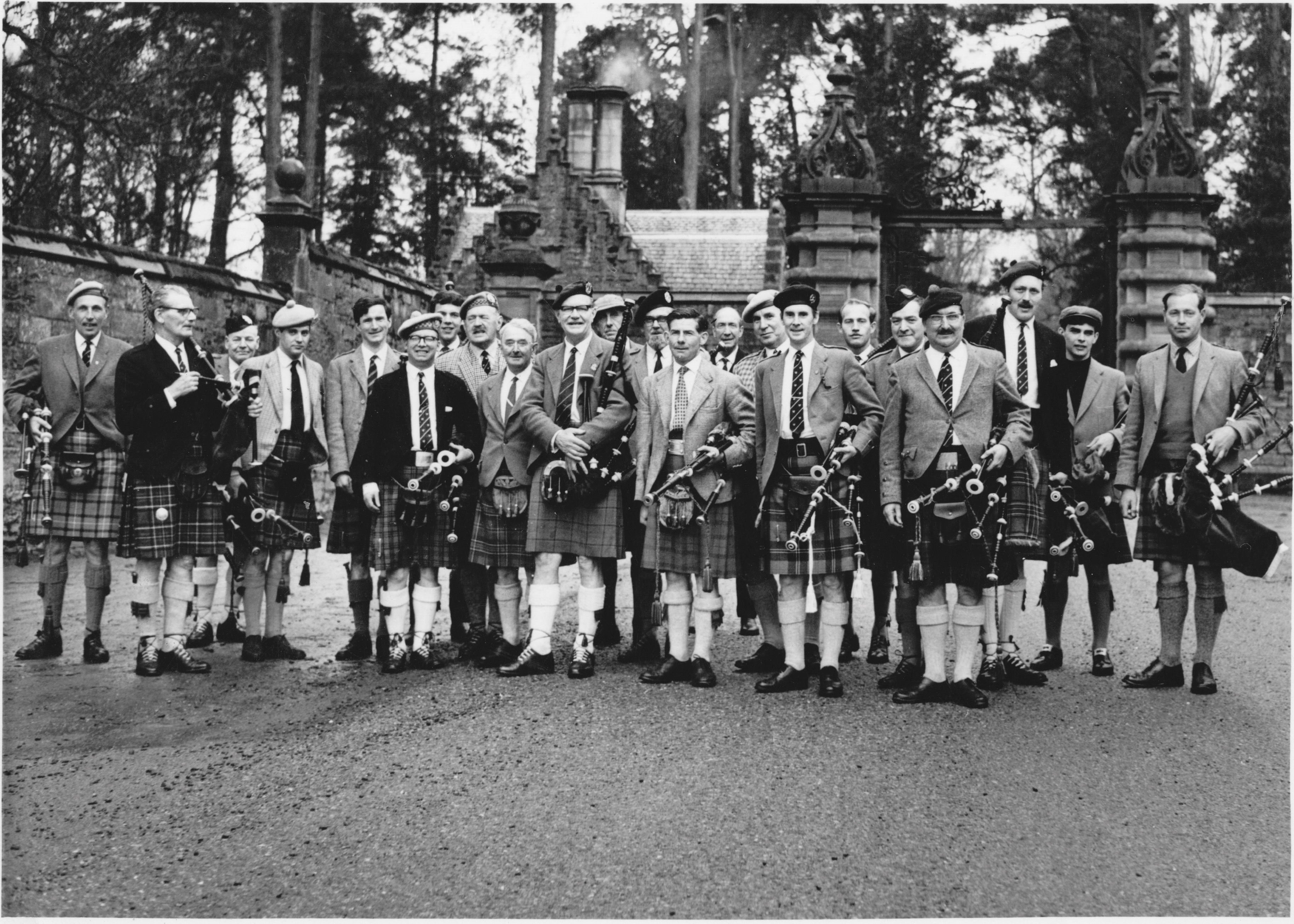 Eagle Pipers trip